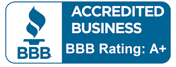 BBB A+ Rating for Fusillo Catering